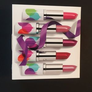 Clinique 5 Pack NWT Lipsticks